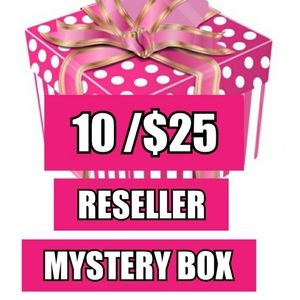 COPY - 10 / $25 reseller mystery boxes